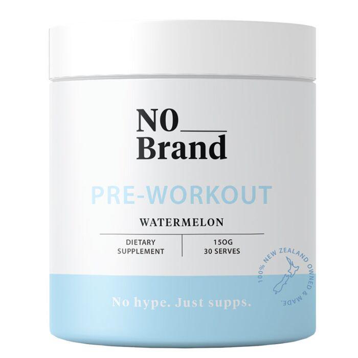 No Brand Pre-workout