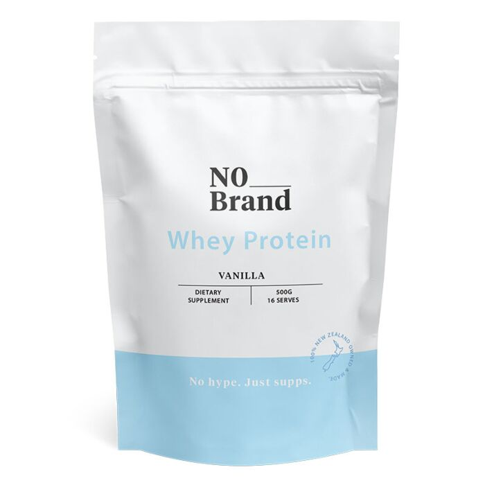 No Brand Whey Protein