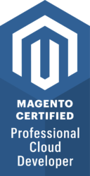 Certification Magento Professional Cloud Developer