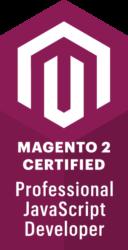 Certified Magento 2 Javascript Developer