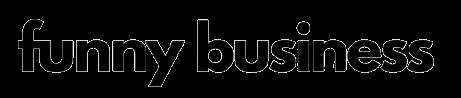 funny business logo