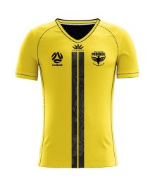 Wellington Phoenix Kids Replica Home Shirt 2021