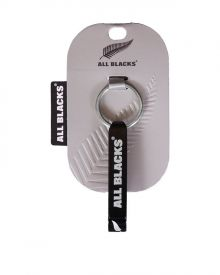 All Blacks Rugby Bottle Opener Keyring