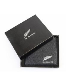 All Blacks Wallet With Gift Box