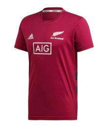 All Blacks PB Performance Tee 2020 Tribe Berry