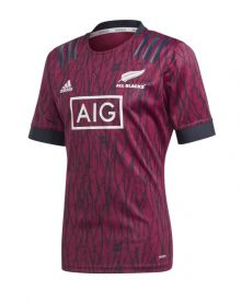 All Blacks PB Training Jersey 2020 Tribe Berry