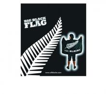 All Blacks Rugby Giant Flag