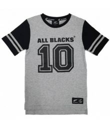 All Blacks Kids No. 10 T Shirt