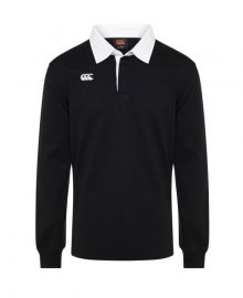 CCC Long Sleeve Retro Jersey Black
