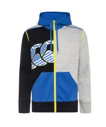 CCC Retro Front Zip Hoodie Classic Marle