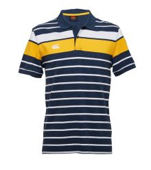 Plus Size West Palm Polo Navy Marle