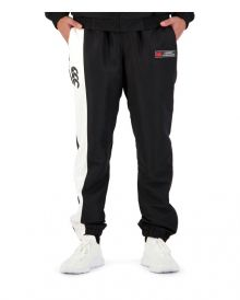 CCC Mens Of NZ Woven Trackpant Jet Black