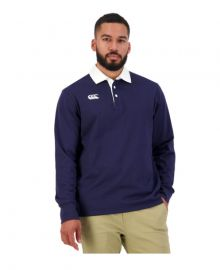 CCC Retro Rugby Jersey Navy