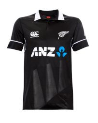 BLACKCAPS Replica ODI Shirt 2021