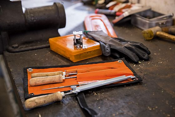 Chainsaw Sharpening Tools