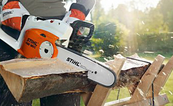 Cordless Battery & Electric Chainsaws