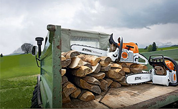Chainsaws, Pole Chainsaws & Accessories