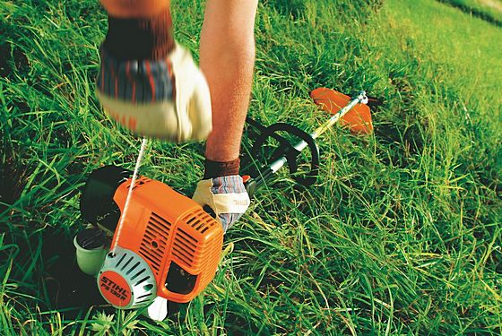 Professional Line Trimmers & Brushcutters