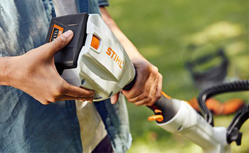 Battery Tools for Medium/Large Gardens