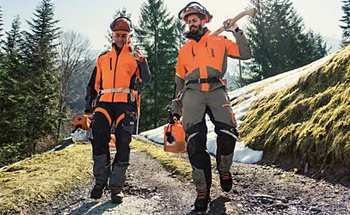 Chainsaw Chaps and Protective Pants