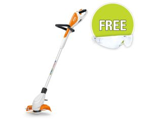 STIHL FSA 45 Battery Linetrimmer with free accessory