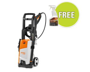 STIHL RE 90 Waterblaster with Free accessory