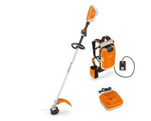 STIHL FSA 130 R AR Battery Electric Brushcutter Kit