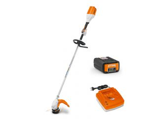 STIHL FSA 90 R Battery Brushcutter Kit (With Battery & Charger)