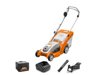 STIHL RMA 339 Battery Lawnmower With Battery & Charger & Free Accessory