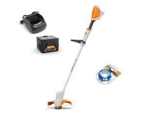STIHL FSA 57 Battery Line Trimmer With Battery & Charger & Free Accessory