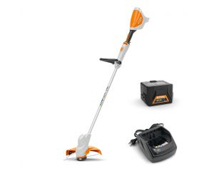 STIHL FSA 57 AK Battery Line Trimmer Kit (With Battery & Charger