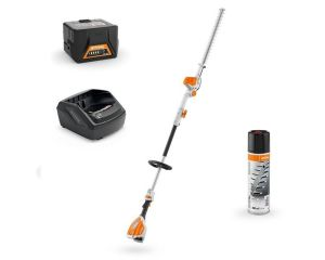 STIHL HLA 56 Battery Hedgetrimmer With Battery & Charger & Free Accessory