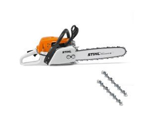 "STIHL MS 291 C-BE 18"" Bar Petrol Chainsaw & Free Accessory"
