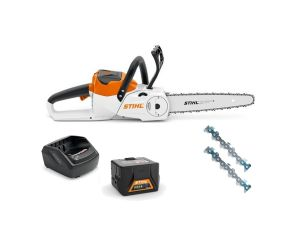 STIHL MSA 120 Battery Chainsaw With Battery & Charger & Free Accessory