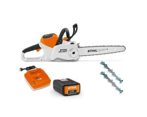 STIHL MSA 200 Chainsaw With Battery & Charger & Free Accessory