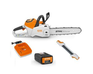 STIHL MSA 220 Chainsaw With Battery & Charger & Free Accessory