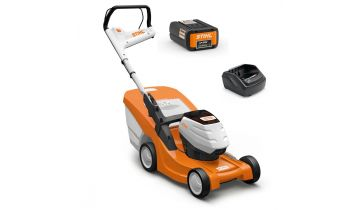 STIHL RMA 443 C AP Battery Lawnmower Kit (With Battery & Charger