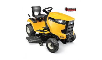 Cub Cadet LX42 Side Discharge Petrol Ride On Mower
