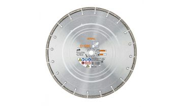 Diamond Abrasive Cutting Wheel D-G80 Universal (350 mm)