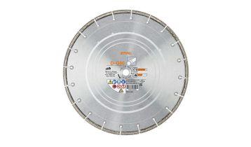 Diamond Abrasive Cutting Wheel D-G80 Universal (350 mm)