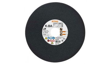 STIHL Composite Resin Abrasive Cutting Wheel Stone K-BA