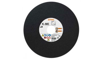 STIHL Composite Resin Abrasive Cutting Wheel - Structural Steel