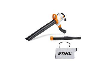 STIHL SHE 81 Electric Vacuum Blower