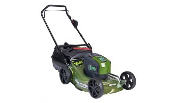 Masport President® 1500 AL S18 Combo ELi 58V 0.75kW Cordless Lawnmower