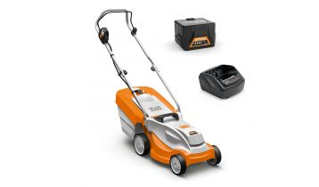 STIHL RMA 235 AK Battery Electric Lawnmower Kit