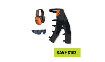 STIHL Chainsaw Safety Pack