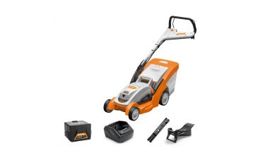 STIHL RMA 339 C Battery Lawnmower With Battery & Charger & Free Accessory