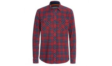 STIHL Mens Flannel Shirt