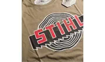 STIHL T-Shirt Heritage Green
