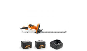 STIHL HSA 56 Battery Hedge Trimmer Kit (With Battery & Charger)